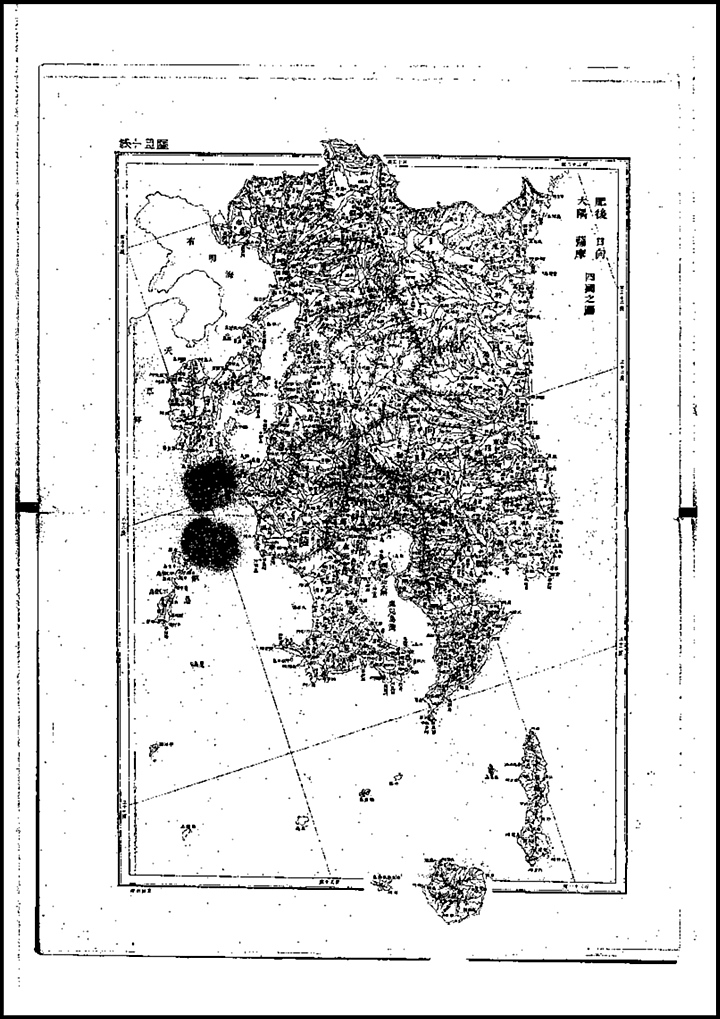 Dokdo Takeshima Island Liancourt Rocks The Historical Facts Of The - Japan map four main islands