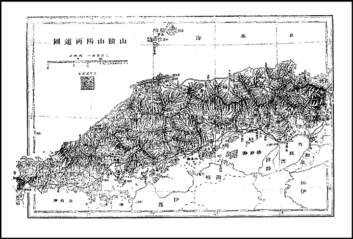 In 1891 this Japanese chart of Shimane also omitted Dokdo Takeshima (Liancourt Rocks)