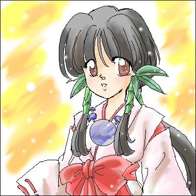 竹島の日女生徒